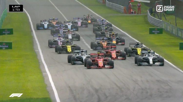 Formule 1 2019 - Grand Prix van Italië Highlights