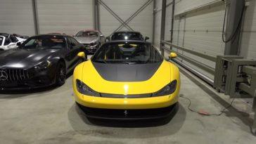 Is dit de gaafste Supercar Garage van Nederland.