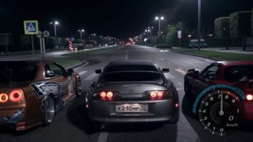 Real life Need for Speed Underground deel 2 is nog gaver