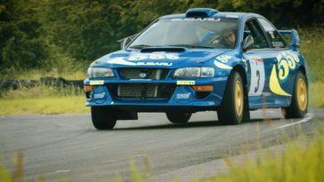 Review van Colin McRae's 1997 Subaru Impreza WRC