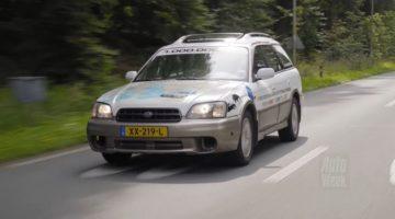 Subaru Legacy Outback 2.5 AWD - klokje Rond