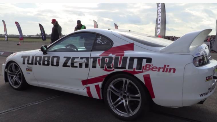 1400HP Toyota Supra Turbo