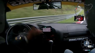 BMW E36 Spin Fuchsröhre
