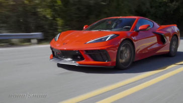 Corvette C8 Review