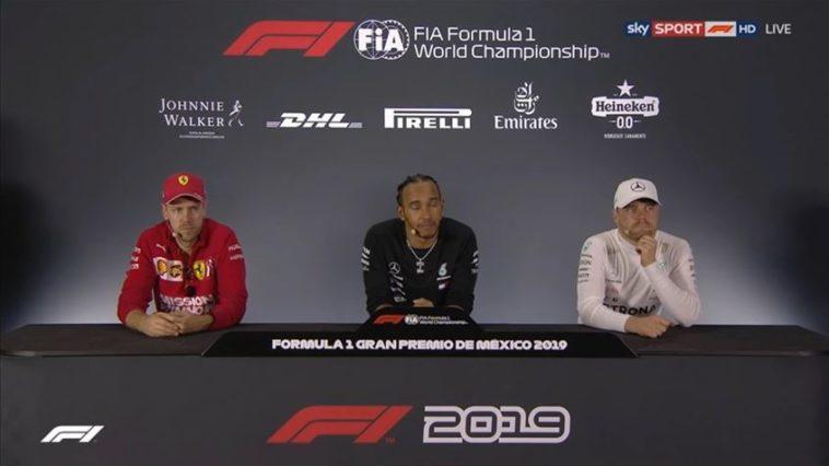 Hamilton, Bottas en Vettel over racen tegen Verstappen