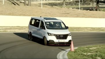 Hyundai Drift Bus