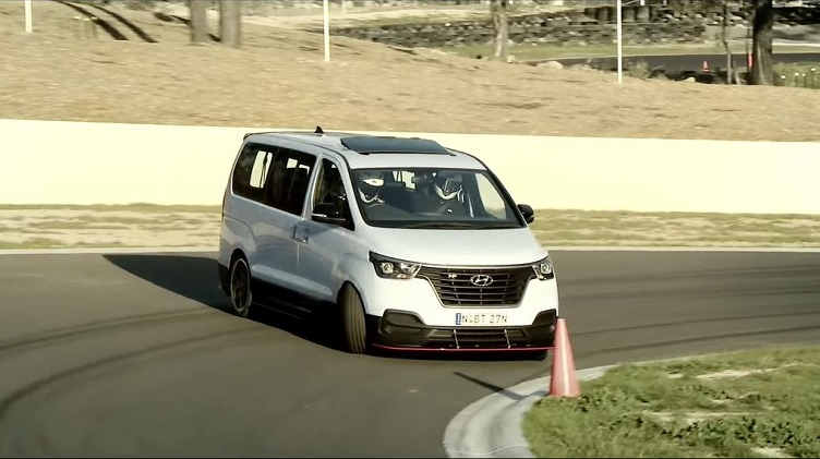 Hyundai Drift Bus