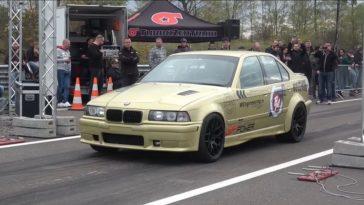 900 pk BMW E36 325i