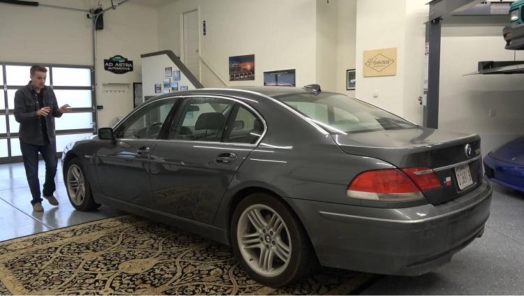 De goedkoopste BMW 760Li in de U.S.