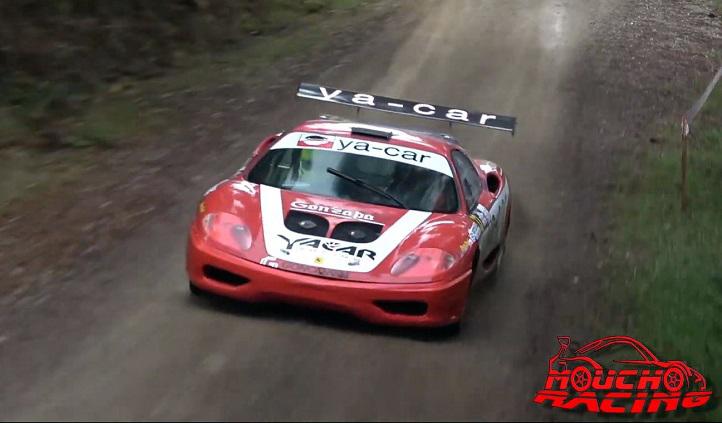 Ferrari 360 Rallyauto