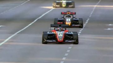 Formula 3 Grand Prix Macau 2019 Highlights