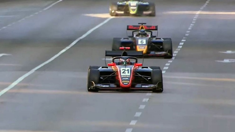 Formula 3 Grand Prix Macau 2019 Highlights