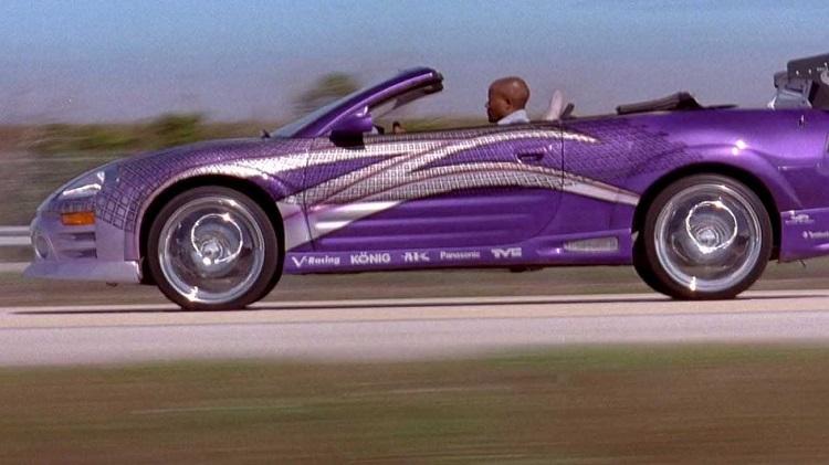 Het verhaal achter de Mitsubishi Eclipse Spyder van 2 Fast 2 Furious