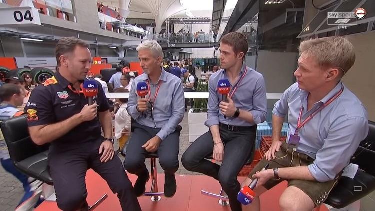 Horner blikt terug op GP Brazilië bij Sky Sports