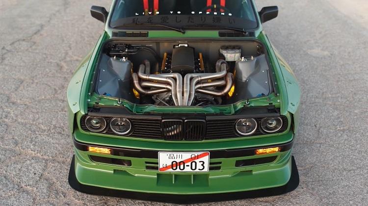 LTO BMW E30 V8