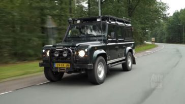 Land Rover Defender met 514.154 km