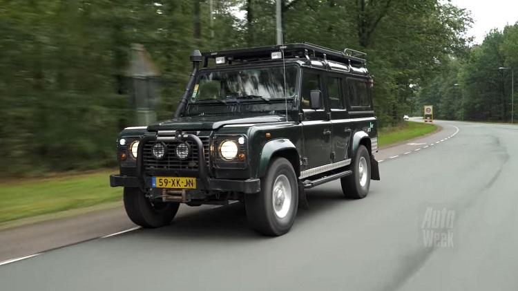 Land Rover Defender met 514.154 km