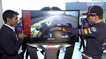 Max Verstappen analyseert pole by Sky Sports