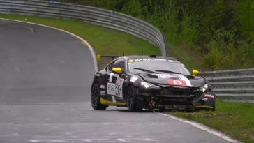 Nordschleife Crashes & Fails 2019 – Part 2