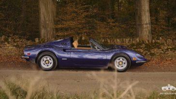 Petrolicious - Ferrari Dino 246 GTS