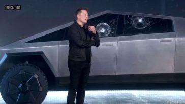 Ramen van Tesla Cybertruck zijn niet zo sterk als Elon denkt