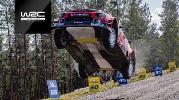 WRC 2019 - Sprong van het jaar