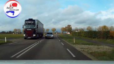 Dashcam-compilatie van de Nederlandse wegen #16