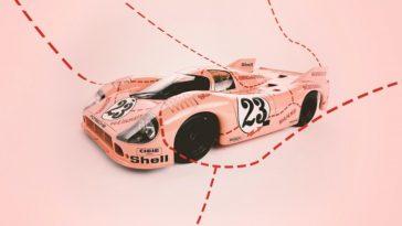 De vijf meest iconische Porsche 917 liveries