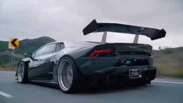 Lamborghini Huracan twin turbo LP1000-2