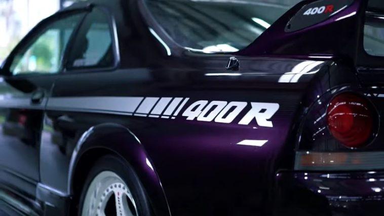 Nissan Skyline 400R