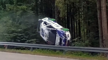 Rally Crash Compilatie 2019