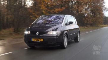 Renault Avantime 2.2 dCi met 405.524 km
