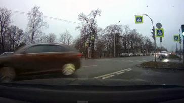 Testrit met Audi A7 gaat helemaal mis