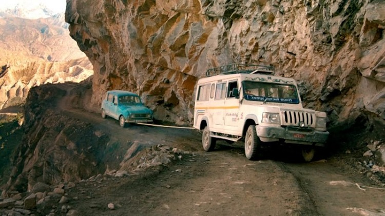 Top Gear Nepal Special