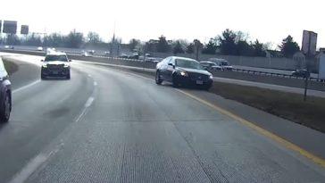 Appende bestuurder wordt uitgelachen
