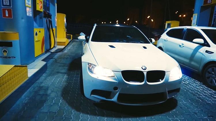 BMW M3 E92 V10