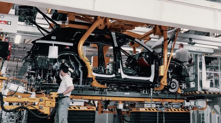 Bentley-Bentayga-productie