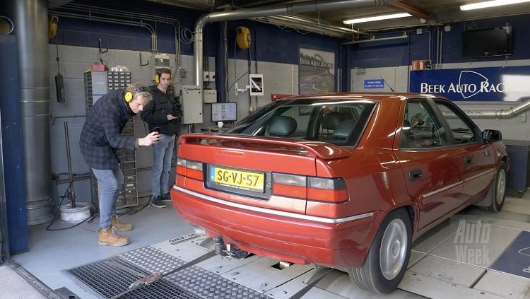 Citroën-Xantia-2.0-Turbo-CT-Activa-Op-de-Rollenbank