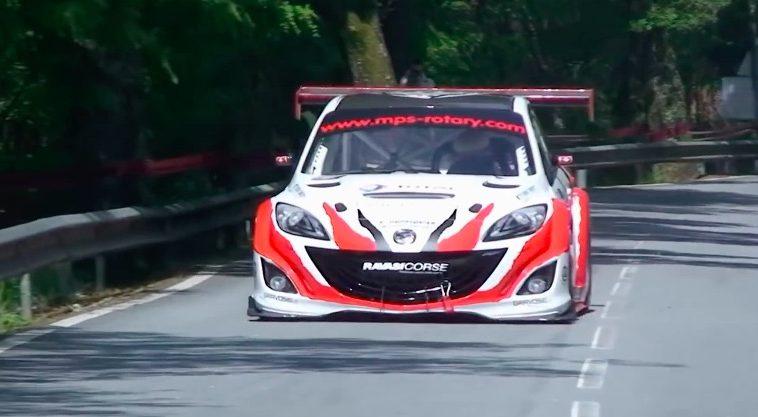 Mazda 3 MPS Rotary Swap