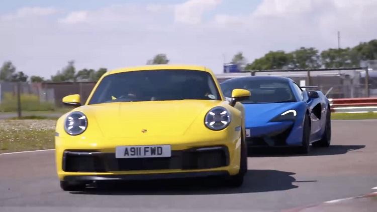 McLaren-570s-versus-Porsche-911
