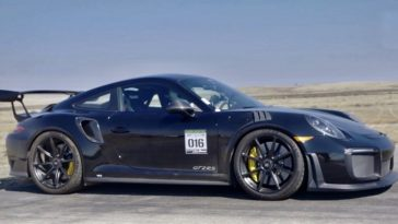 Snelste 911 GT2 RS ter wereld