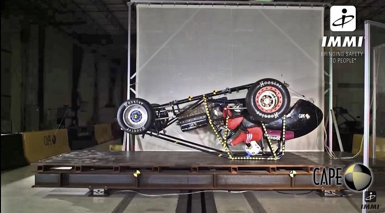 Sprint Car Crashtest