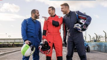 The boys are back - Top Gear 2020