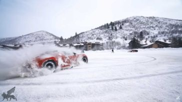bugatti-veyron-lamborghini-aventador-sneeuw