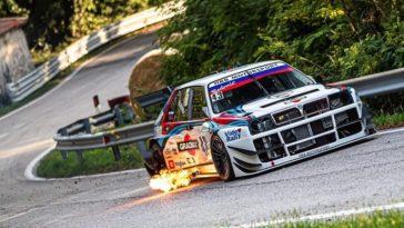 700 pk Lancia Delta Integrale Evo HBB Motorsport