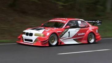 BMW E36 STW Hillclimb