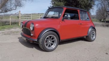 Cooper S is een 500 pk sterke RWD Mini