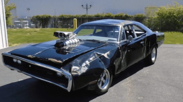DOM'S CHARGER FROM TF & TF