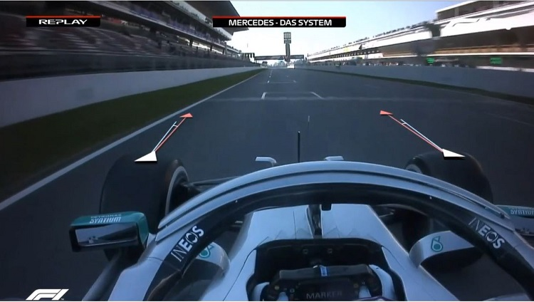 Lewis Hamilton en James Allison over DAS + graphics explanation