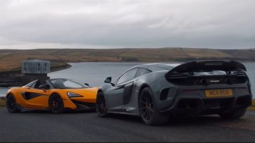 McLaren's finest 675LT vs 600LT.